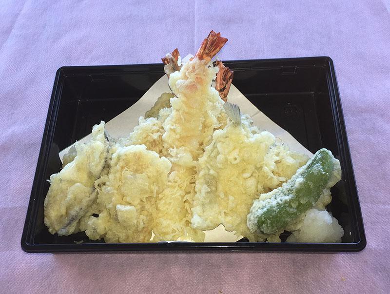 天ぷら盛り(テイクアウト用)