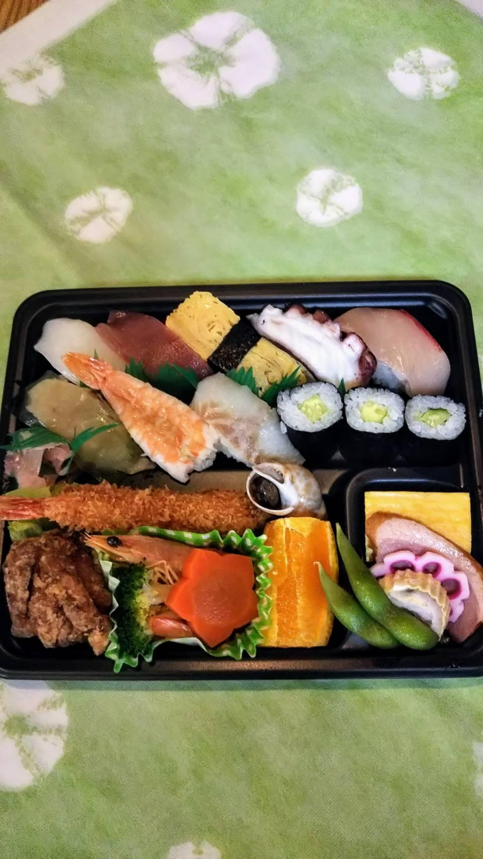 寿司弁当A